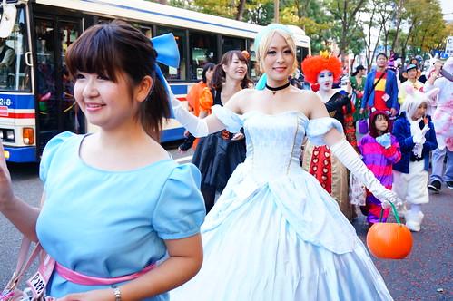 Kawasaki Halloween Parade 2013 91