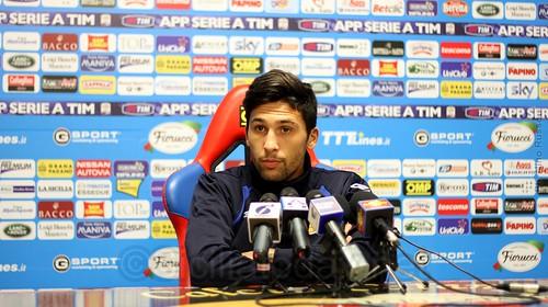 """Catania, Castro: """" Contro l'Udinese il giorno perfetto per vincere""""$"""