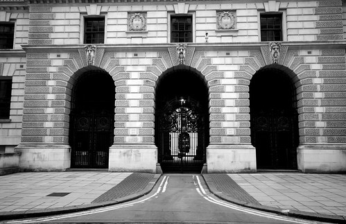The Foreign and Commonwealth Office, Whitehall, London
