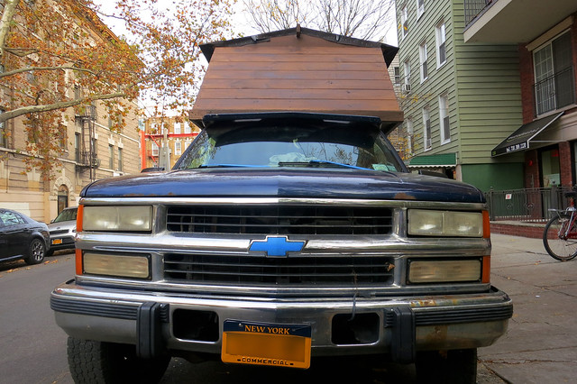 Truck House Front