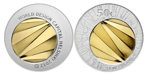 Helsinki World Design coin