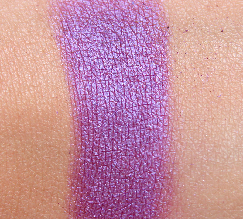 NARS rage eyeshadow swatch