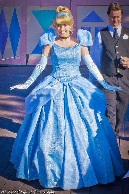 Princess Cinderella Disneyland