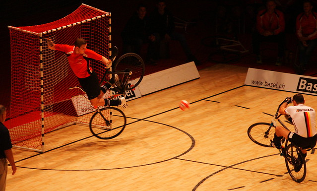 Radball Cycleball