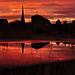 Renfrew skyline by Shug linergts