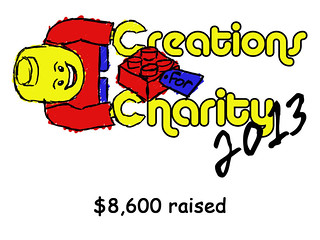 Creations for Charity 2013 - $8,600 raised