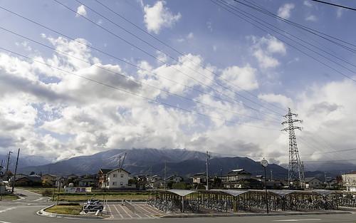 Estación de Hotaka Wasabi
