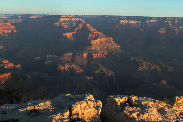 11245860994 d8e93b2c3b z Grand Canyon Sunrise: South Rim