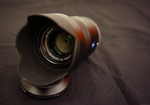 Sonnar T* FE 55mm F1.8 ZA - Sony A7R