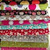 11 fat quarters from Alexander Henry farmdale. Out of print. $58 includes shipping.