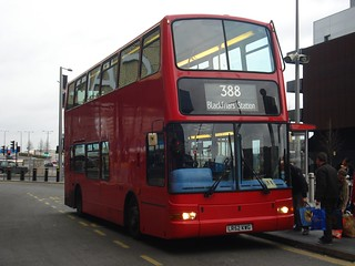CT Plus HTP5 on Route 388, Stratford City