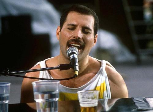 Freddie Mercury photo