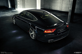 Audi A7 Vossen Wheels by Pretos.de #4