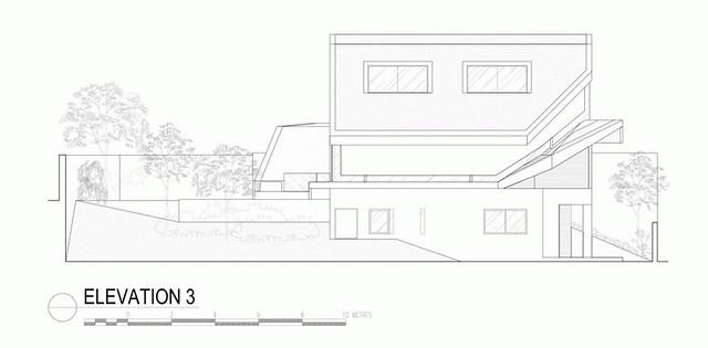 11557457185 1113e99d9e z Thiết kế ngôi nhà trên đường Andrew/ Hãng a dlab