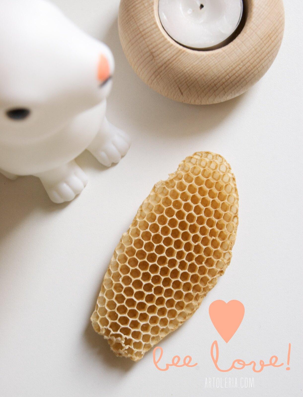 bee love cera d'api alveare