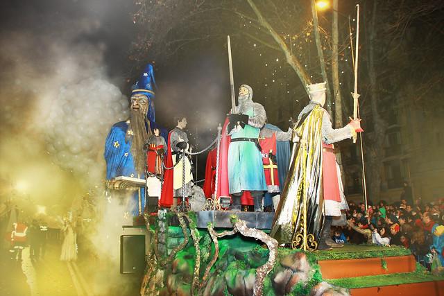 Cabalgata de Reyes Magos Madrid 2014 (118)