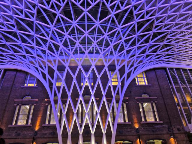 Kings Cross Station - Explored