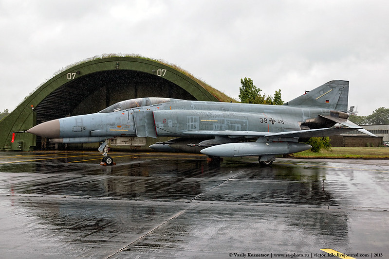 German Airforce F-4 Phantom II 38+48