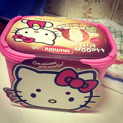 #hellokittyicecream