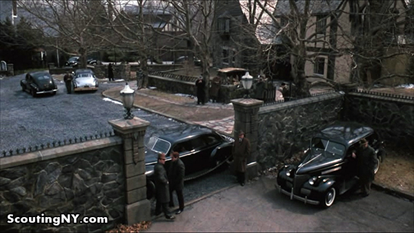 The New York Filming Locations Of The Godfather Then And Now