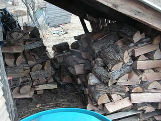 firewood!