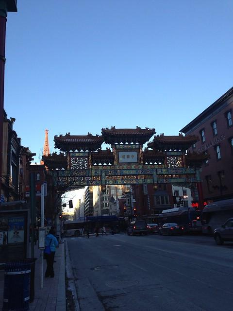 Chinatown sleepover