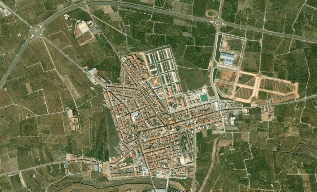 la pobla llarga, valencia, long village is long, peticiones del oyente, antes, urbanismo, planeamiento, urbano, desastre, urbanístico, construcción
