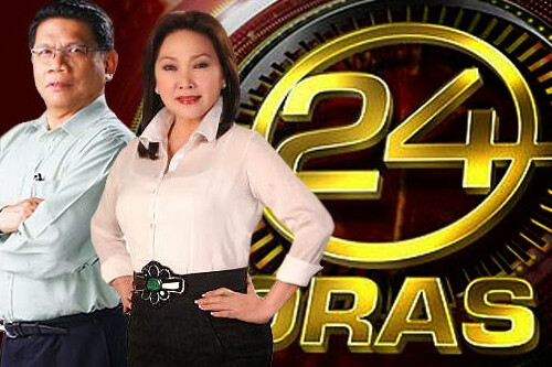 24 Oras Weekend - Jun 28, 2014