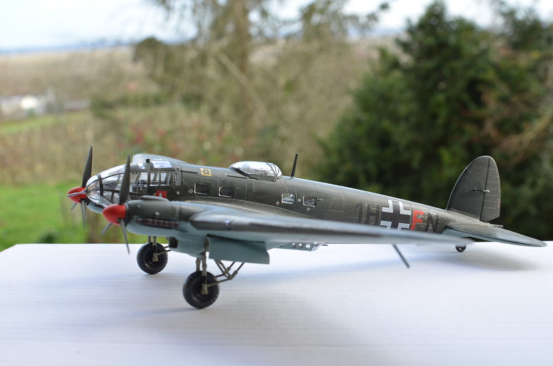 Heinkel He 111 H-6  12566914683_4b6b957ab1_c