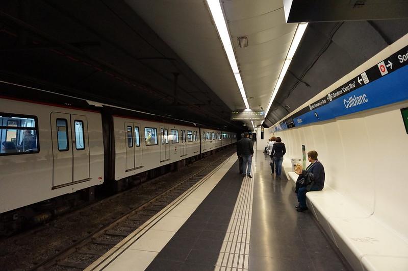 Collblanc Station