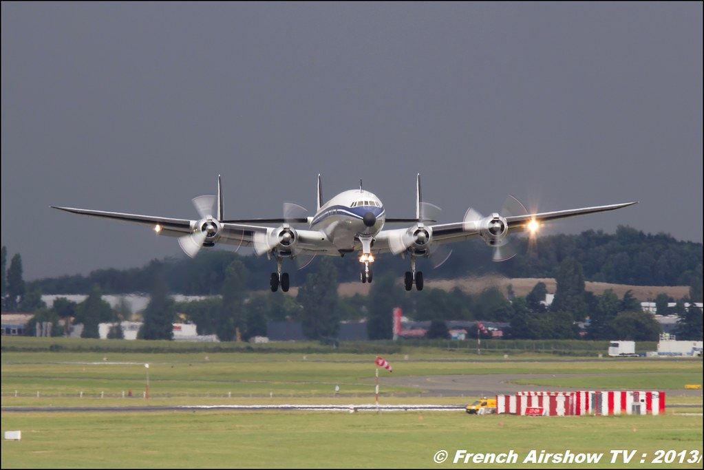super constellation breitling,Salon du Bourget 2013,Paris Airshow 2013