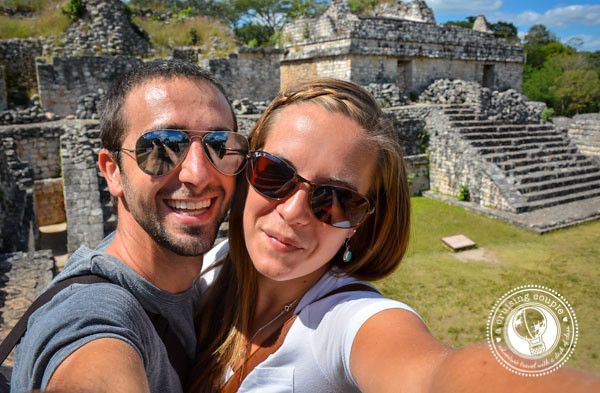 4 Must-See Mayan Ruins in the Yucatan Peninsula  - A Cruising Couple at Ek Balam Mayan Ruins