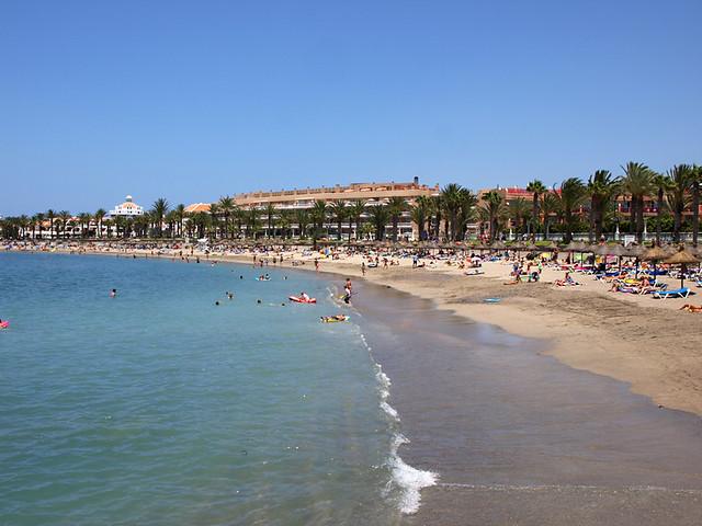 Tenerife resorts, Playa de las Americas, Tenerife