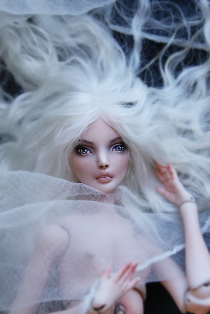 Delicacy dolls by Alina Ivanova