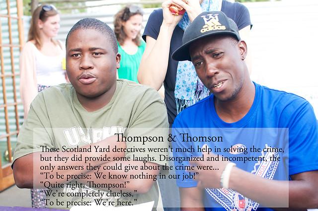 thompson & thomson