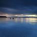 Fishermen - Lake Taupo  NZ by angus clyne