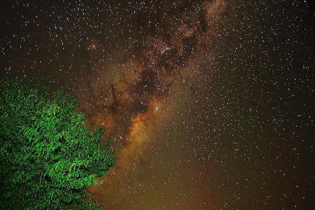 Milky way - Lake Cargelligo, NSW, Australia