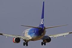 LPA/GCLP: ScandinavianAirlines SAS Boeing B737-800 LN-RGI