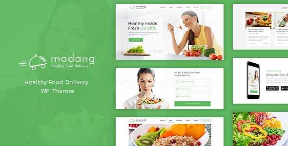 Madang WordPress Theme free download