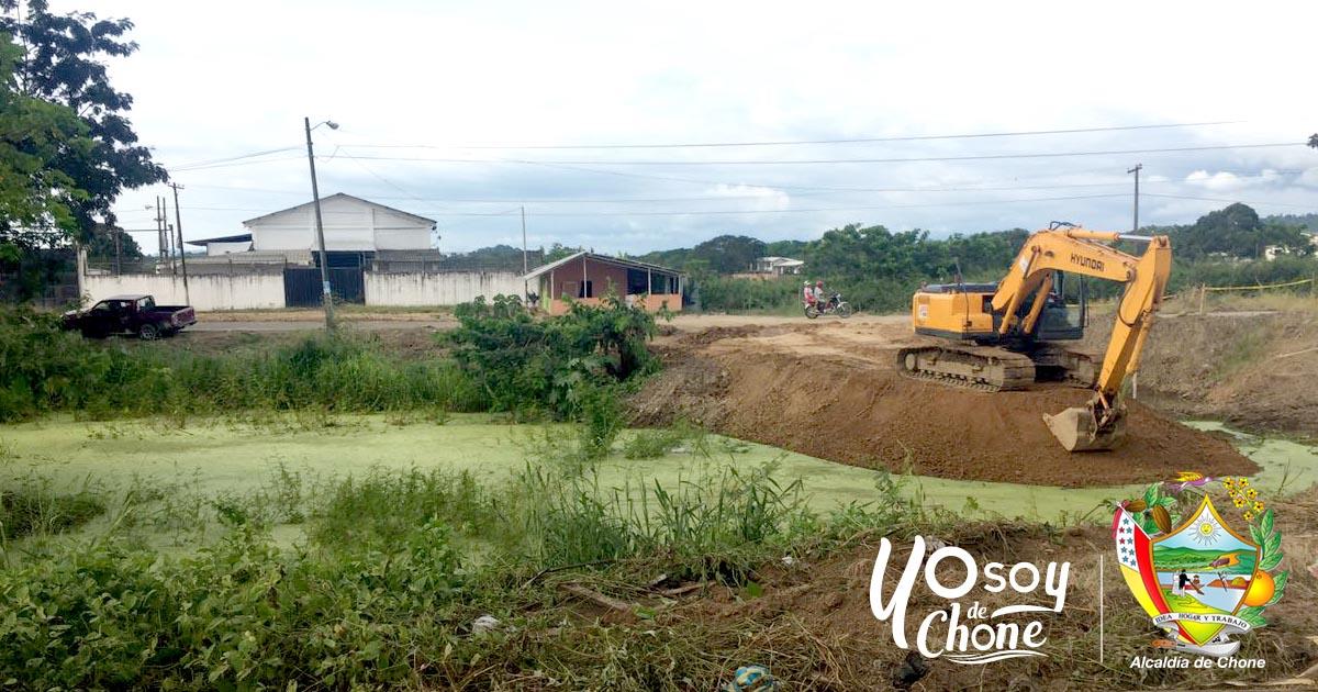 Ciudadela 30 de Marzo contará con estación de bombeo de aguas lluvias