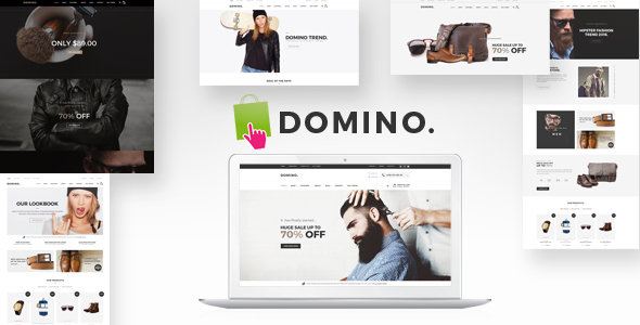 Domino v1.0 – Fashion Responsive Prestashop Theme