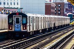 MTA New York City Subway Bombardier R142 #6625