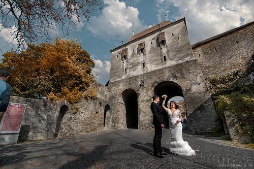 After wedding shooting in Altstadt 08