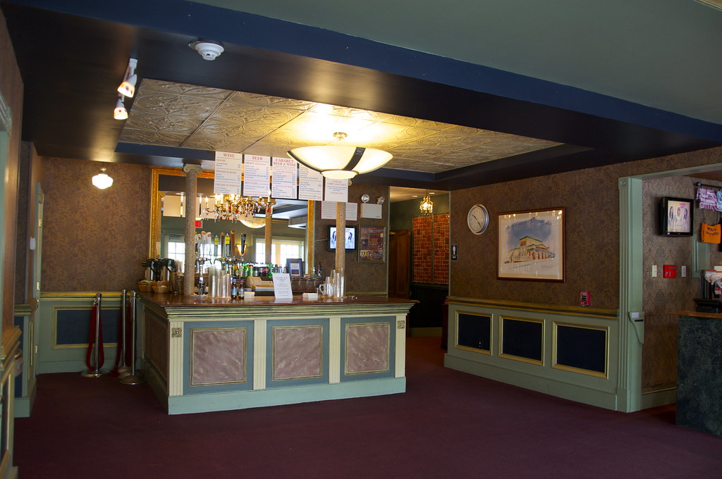 Washington House Hotel Sellersville Theater - Sellersville PA Pennsylvania - Retro Roadmap