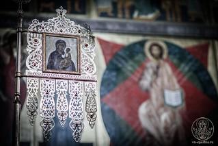 Литургия в Иверском монастыре 225