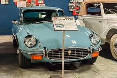 Jaguar Type E 5.3 2+2 (1971-1974)