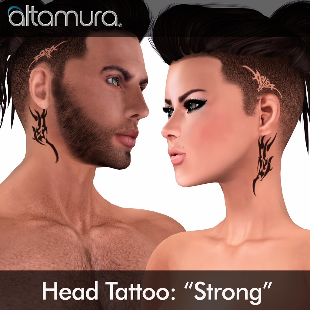 "Altamura: ""Strong"" Urban Line applier altamura-omega - SecondLifeHub.com"