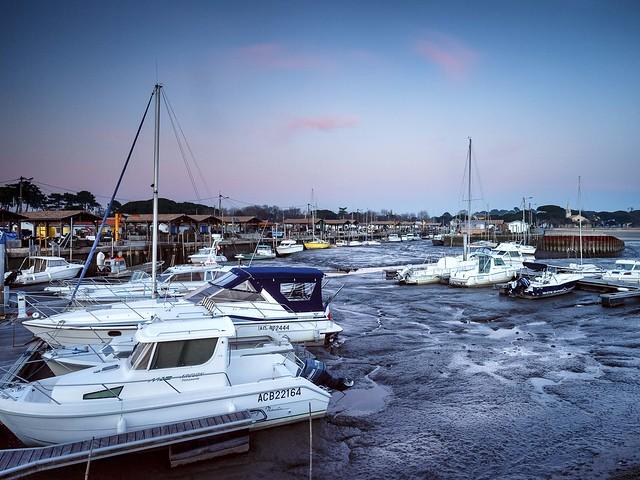 Port d'Andernos