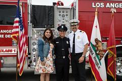 041317 - LAFD Recruit Training Academy Graduation - Class 2016-2