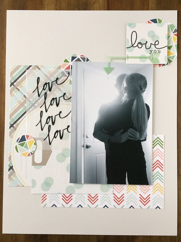 Gray love layout